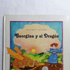 Libros de segunda mano: GEORGINA Y EL DRAGON, EDITORIAL EVEREST. Lote 243595310