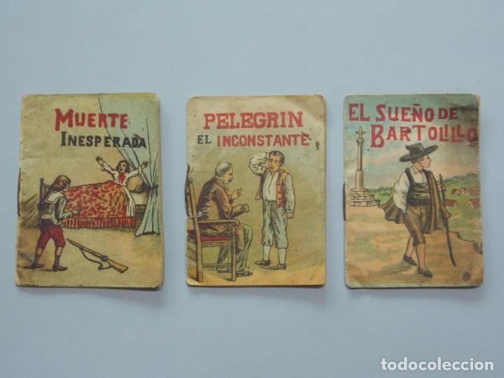LOTE 3 MINI CUENTOS FORMATO PEQUEÑO - SERIE 1,3 Y 7 - EDITORES ROVIRA Y CHIQUÉS - BARCELONA ...L3397 (Libros de Segunda Mano - Literatura Infantil y Juvenil - Cuentos)