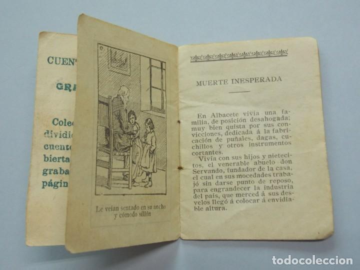 Libros de segunda mano: LOTE 3 MINI CUENTOS FORMATO PEQUEÑO - SERIE 1,3 Y 7 - EDITORES ROVIRA Y CHIQUÉS - BARCELONA ...L3397 - Foto 8 - 244518950