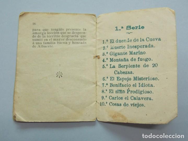 Libros de segunda mano: LOTE 3 MINI CUENTOS FORMATO PEQUEÑO - SERIE 1,3 Y 7 - EDITORES ROVIRA Y CHIQUÉS - BARCELONA ...L3397 - Foto 9 - 244518950