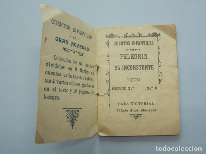 Libros de segunda mano: LOTE 3 MINI CUENTOS FORMATO PEQUEÑO - SERIE 1,3 Y 7 - EDITORES ROVIRA Y CHIQUÉS - BARCELONA ...L3397 - Foto 11 - 244518950