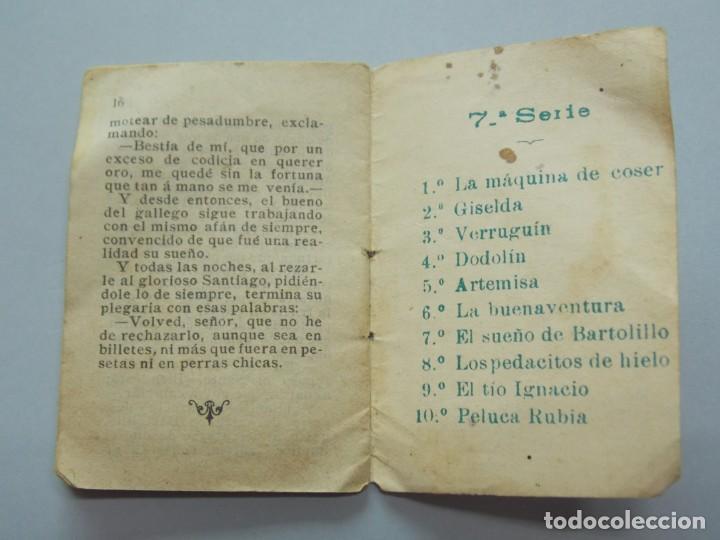 Libros de segunda mano: LOTE 3 MINI CUENTOS FORMATO PEQUEÑO - SERIE 1,3 Y 7 - EDITORES ROVIRA Y CHIQUÉS - BARCELONA ...L3397 - Foto 12 - 244518950