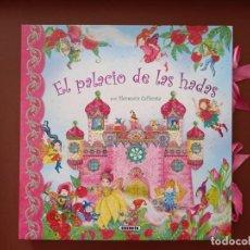 Libros de segunda mano: EL PALACIO DE LAS HADAS, LIBRO DESPEGABLE EDITORIAL SUSAETA. Lote 244527440