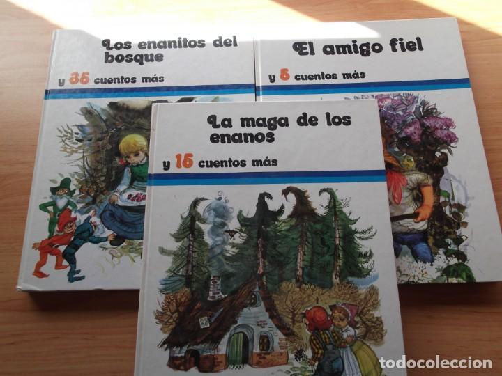 3 LIBROS DE CUENTOS DE EDICIONES SUSAETA DE 1973 (Libros de Segunda Mano - Literatura Infantil y Juvenil - Cuentos)