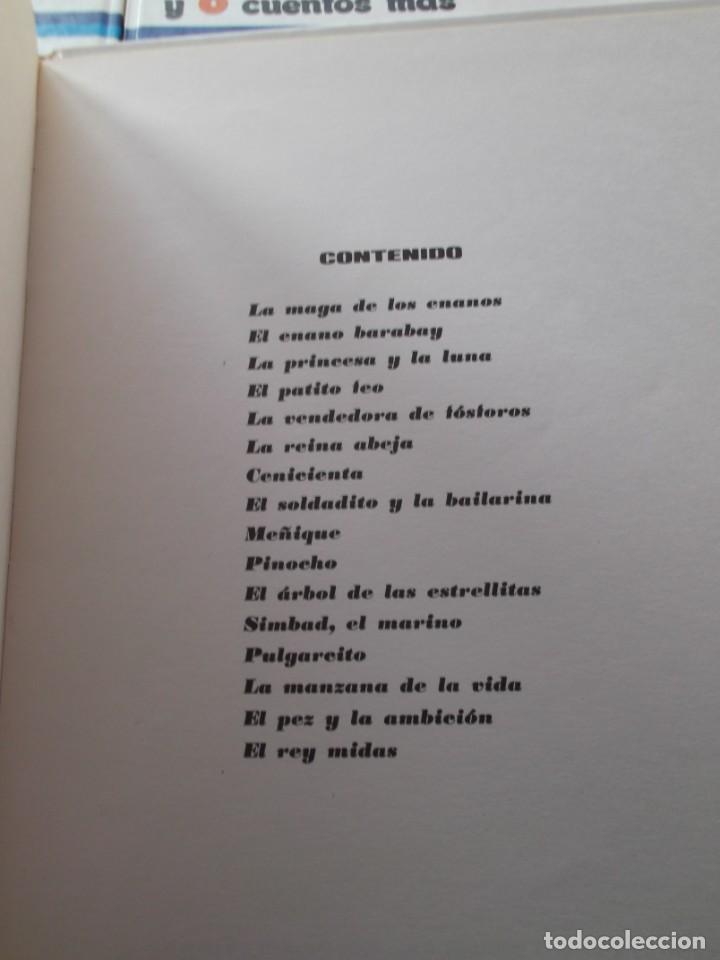 Libros de segunda mano: 3 libros de cuentos de ediciones Susaeta de 1973 - Foto 2 - 244919150