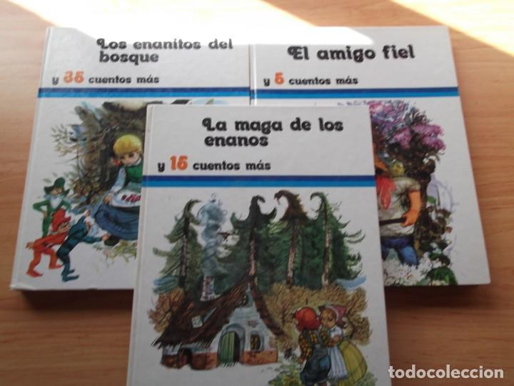 Libros de segunda mano: 3 libros de cuentos de ediciones Susaeta de 1973 - Foto 3 - 244919150