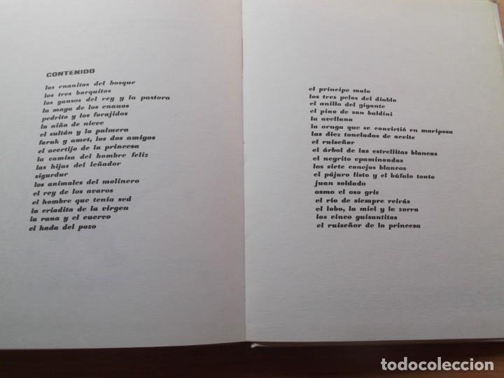 Libros de segunda mano: 3 libros de cuentos de ediciones Susaeta de 1973 - Foto 6 - 244919150