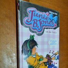 Libros de segunda mano: JUNIE B. JONES. Y EL DIARIO DE CLASE. BARBARA PARK. TAPA DURA. BUEN ESTADO. Lote 244941720