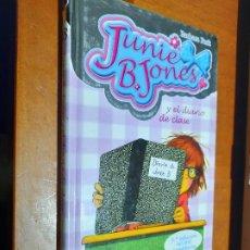 Libros de segunda mano: JUNIE B. JONES. ESTRELLA DEL TEATRO. BARBARA PARK. TAPA DURA. BUEN ESTADO. Lote 244941830