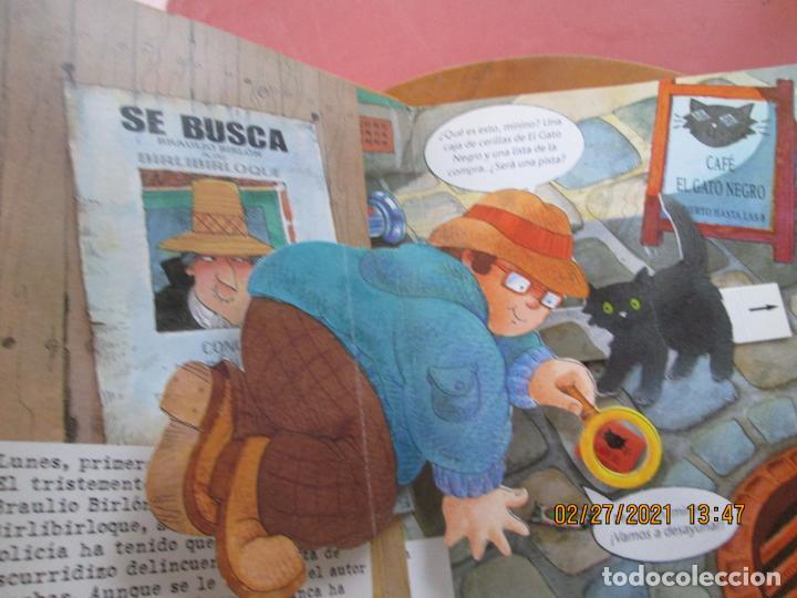 Libros de segunda mano: EL SUPERAGENTE SAGAZ Y EL CASO DE LAS JOYAS ROBADAS - RICHARD FOWLER -Tapa dura – 19 noviembre 2008 - Foto 4 - 245362060