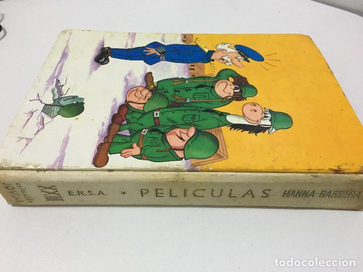 Libros de segunda mano: LIBRO DE PELICULAS TOMO XXIII HANNA BARBERA. ED. JOVIAL (1973) - Foto 2 - 245472695