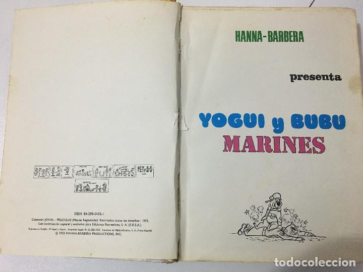 Libros de segunda mano: LIBRO DE PELICULAS TOMO XXIII HANNA BARBERA. ED. JOVIAL (1973) - Foto 3 - 245472695