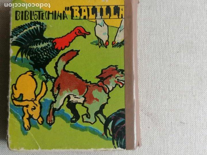 Libros de segunda mano: Lillo e gli animali Biblioteca baillla. 1934 56pp - Foto 2 - 245725500