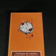 Libros de segunda mano: ANTOLOGÍAS DE CUENTOS FANTÁSTICOS DEL SIGLO XIX CLÁSICOS JUVENILES EDELVIVES. Lote 245762210