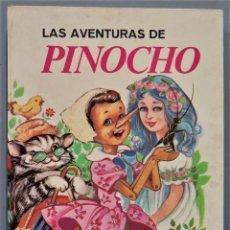 Libros de segunda mano: 1971.- LAS AVENTURAS DE PINOCHO COLLODI. PAULINAS. Lote 246174910