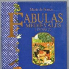 Libros de segunda mano: FABULAS MEDIEVALES. FRANCE MARIE. Lote 246174970