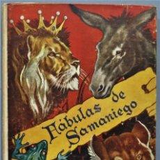 Libros de segunda mano: 1942.- FABULAS DE SAMANIEGO. MOLINO. Lote 246175370