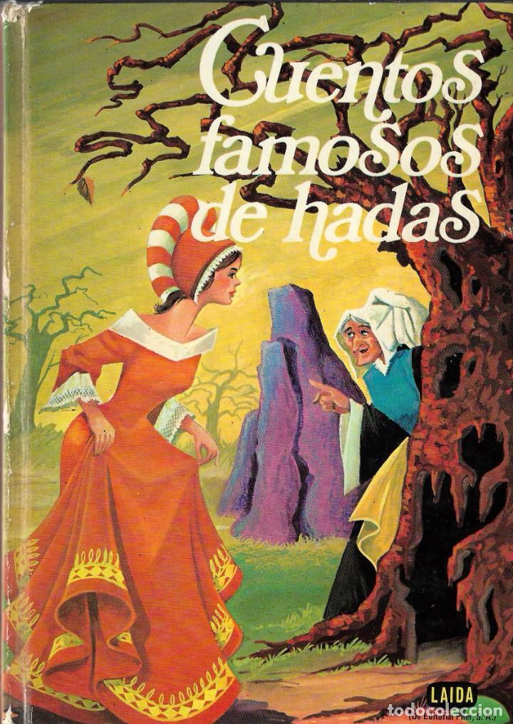 Libros de segunda mano: LOTE 5 LIBROS CUENTOS FAMOSOS - EDICIONES LAIDA - EDITORIAL FHER - AÑOS 1977. - Foto 2 - 246821540