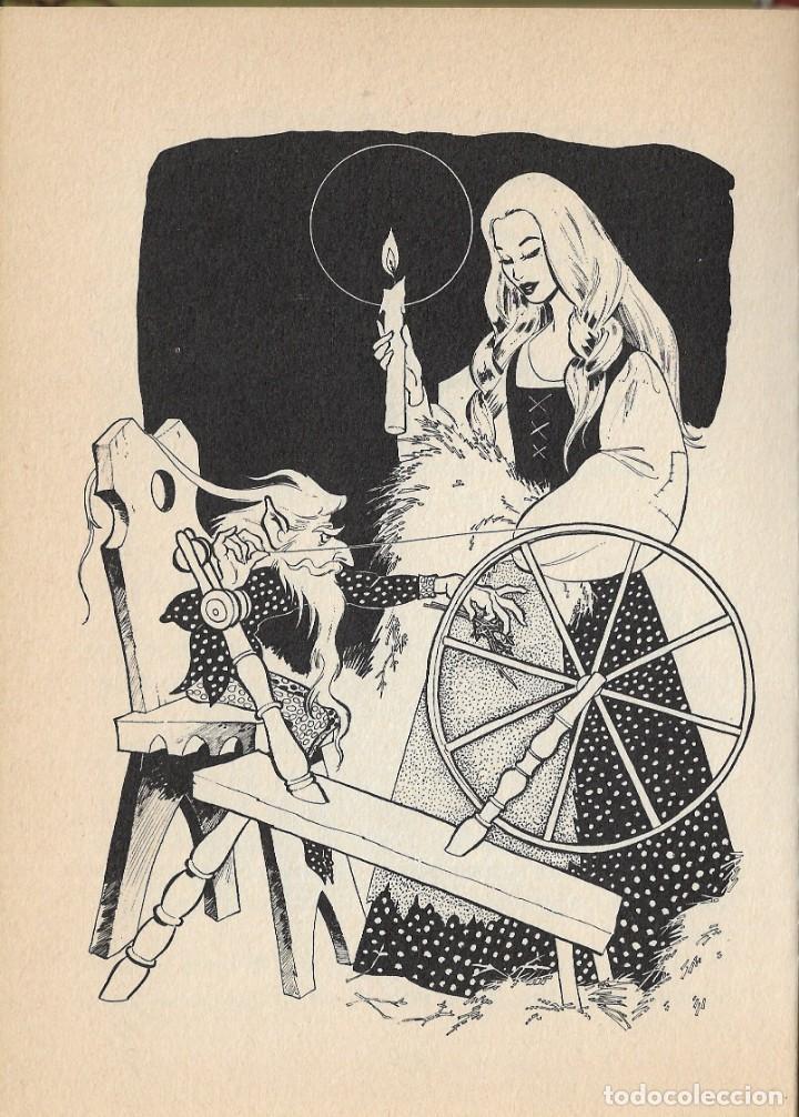 Libros de segunda mano: LOTE 5 LIBROS CUENTOS FAMOSOS - EDICIONES LAIDA - EDITORIAL FHER - AÑOS 1977. - Foto 4 - 246821540