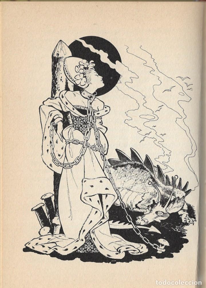 Libros de segunda mano: LOTE 5 LIBROS CUENTOS FAMOSOS - EDICIONES LAIDA - EDITORIAL FHER - AÑOS 1977. - Foto 5 - 246821540