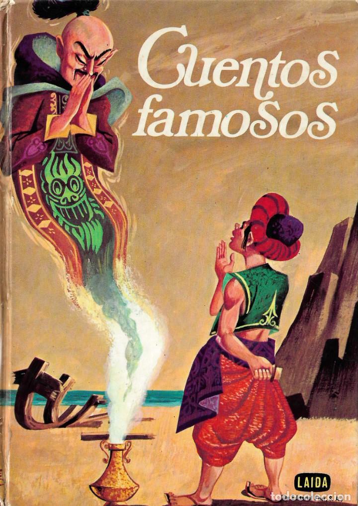 Libros de segunda mano: LOTE 5 LIBROS CUENTOS FAMOSOS - EDICIONES LAIDA - EDITORIAL FHER - AÑOS 1977. - Foto 6 - 246821540