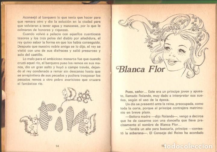 Libros de segunda mano: LOTE 5 LIBROS CUENTOS FAMOSOS - EDICIONES LAIDA - EDITORIAL FHER - AÑOS 1977. - Foto 8 - 246821540