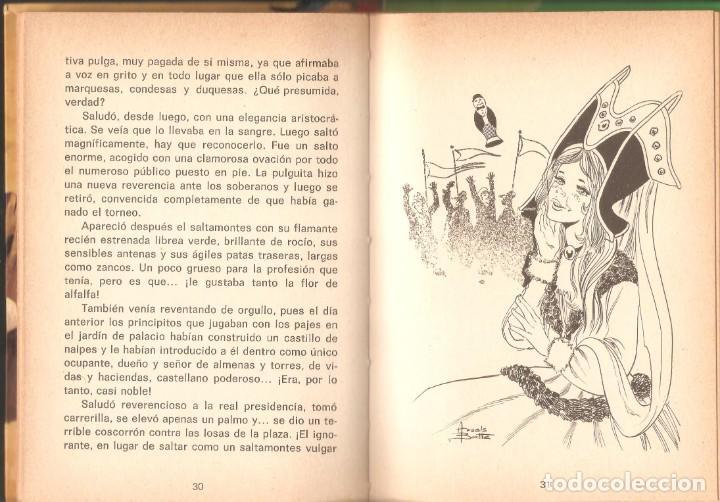 Libros de segunda mano: LOTE 5 LIBROS CUENTOS FAMOSOS - EDICIONES LAIDA - EDITORIAL FHER - AÑOS 1977. - Foto 9 - 246821540
