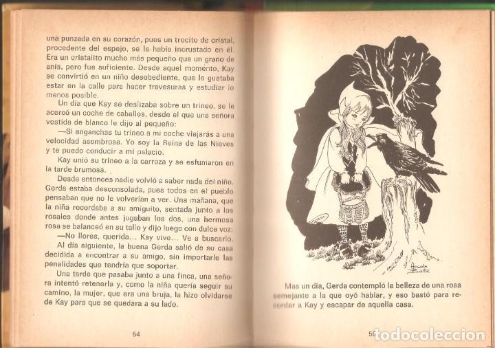 Libros de segunda mano: LOTE 5 LIBROS CUENTOS FAMOSOS - EDICIONES LAIDA - EDITORIAL FHER - AÑOS 1977. - Foto 10 - 246821540