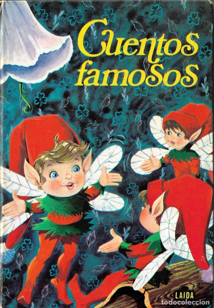 Libros de segunda mano: LOTE 5 LIBROS CUENTOS FAMOSOS - EDICIONES LAIDA - EDITORIAL FHER - AÑOS 1977. - Foto 12 - 246821540
