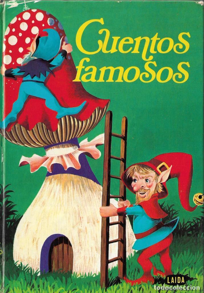 Libros de segunda mano: LOTE 5 LIBROS CUENTOS FAMOSOS - EDICIONES LAIDA - EDITORIAL FHER - AÑOS 1977. - Foto 14 - 246821540