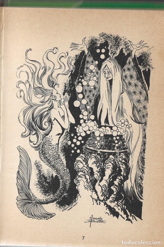 Libros de segunda mano: LOTE 5 LIBROS CUENTOS FAMOSOS - EDICIONES LAIDA - EDITORIAL FHER - AÑOS 1977. - Foto 17 - 246821540