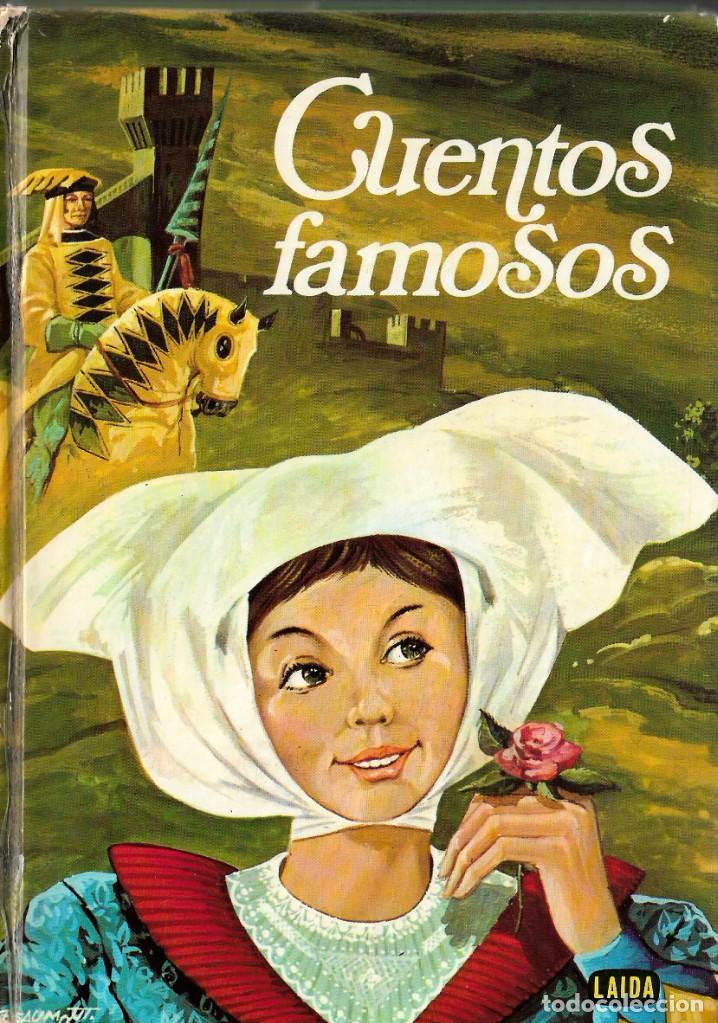 Libros de segunda mano: LOTE 5 LIBROS CUENTOS FAMOSOS - EDICIONES LAIDA - EDITORIAL FHER - AÑOS 1977. - Foto 19 - 246821540