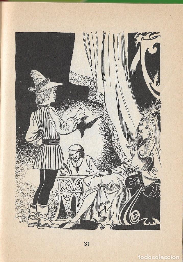 Libros de segunda mano: LOTE 5 LIBROS CUENTOS FAMOSOS - EDICIONES LAIDA - EDITORIAL FHER - AÑOS 1977. - Foto 21 - 246821540