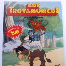 Libros de segunda mano: LOS TROTAMUSICOS 1 - LA FUGA DE KOKY - CRUZ DELGADO - ANAYA. Lote 278702423