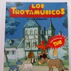 Libros de segunda mano: LOS TROTAMUSICOS 3 - CASA DE FANTASMAS - CRUZ DELGADO - ANAYA. Lote 278702483