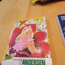 Libros de segunda mano: M-23 LIBRO CUENTOS DE ANDERSEN - MARÍA PASCUAL - CUENTOS CLÁSICOS SERIE B - TOMO 2. Lote 247615305