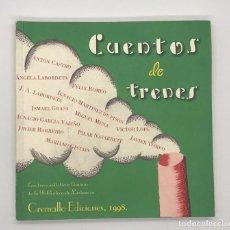 Libros de segunda mano: CUENTO DE TRENES EDICIONES CREMALLO 1998. Lote 247805020