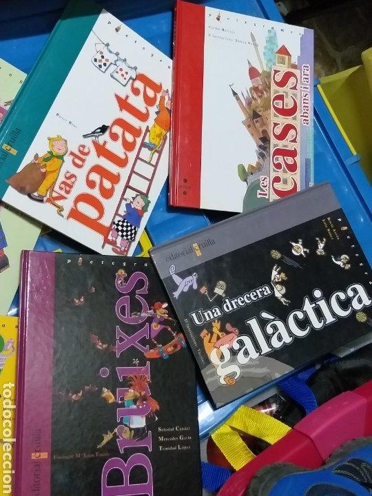 Libros de segunda mano: LOTE, català. Pictogramas, editorial Cruilla - Foto 3 - 248059560