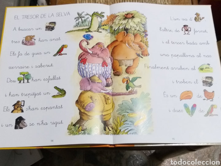 Libros de segunda mano: LOTE, català. Pictogramas, editorial Cruilla - Foto 5 - 248059560