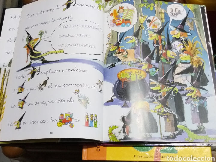 Libros de segunda mano: LOTE, català. Pictogramas, editorial Cruilla - Foto 6 - 248059560