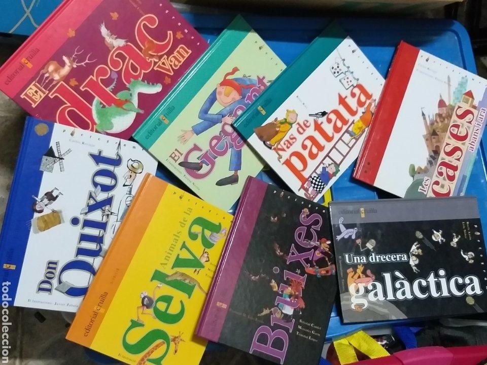 LOTE, CATALÀ. PICTOGRAMAS, EDITORIAL CRUILLA (Libros de Segunda Mano - Literatura Infantil y Juvenil - Cuentos)