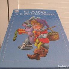 Libros de segunda mano: UN DUENDE EN EL PAÍS DE LOS ANIMALES MARIA HERMINIA GONZALEZ-HEMMA. Lote 248175055