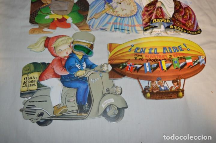 Libros de segunda mano: 5 Cuentos TROQUELADOS INOLVIDABLES de FERRÁNDIZ / Edición PLANETA DeAGOSTINI / Año 2009 / Lote 03 - Foto 3 - 248304710