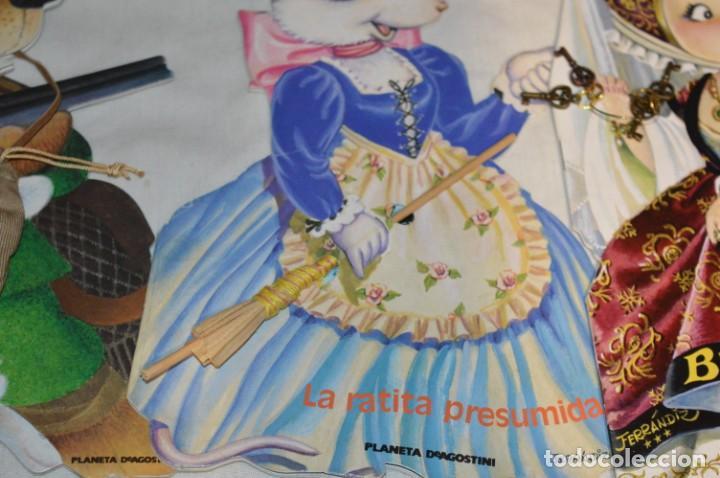 Libros de segunda mano: 5 Cuentos TROQUELADOS INOLVIDABLES de FERRÁNDIZ / Edición PLANETA DeAGOSTINI / Año 2009 / Lote 03 - Foto 5 - 248304710