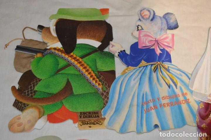 Libros de segunda mano: 5 Cuentos TROQUELADOS INOLVIDABLES de FERRÁNDIZ / Edición PLANETA DeAGOSTINI / Año 2009 / Lote 03 - Foto 10 - 248304710