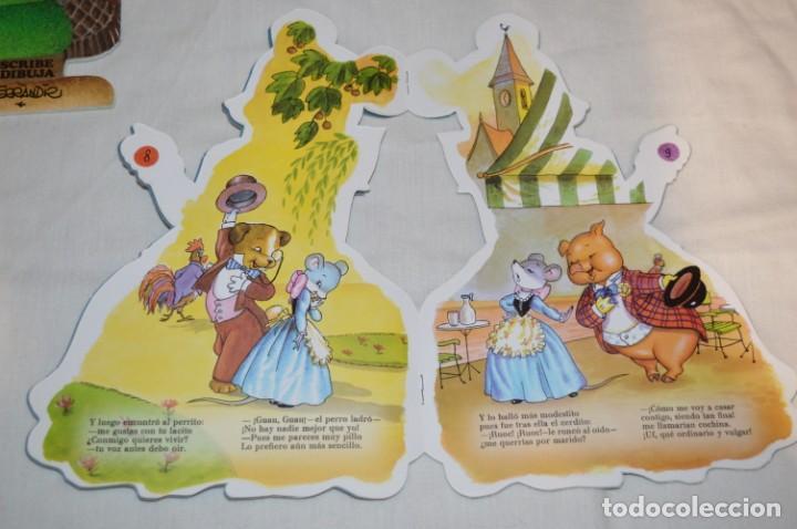 Libros de segunda mano: 5 Cuentos TROQUELADOS INOLVIDABLES de FERRÁNDIZ / Edición PLANETA DeAGOSTINI / Año 2009 / Lote 03 - Foto 16 - 248304710