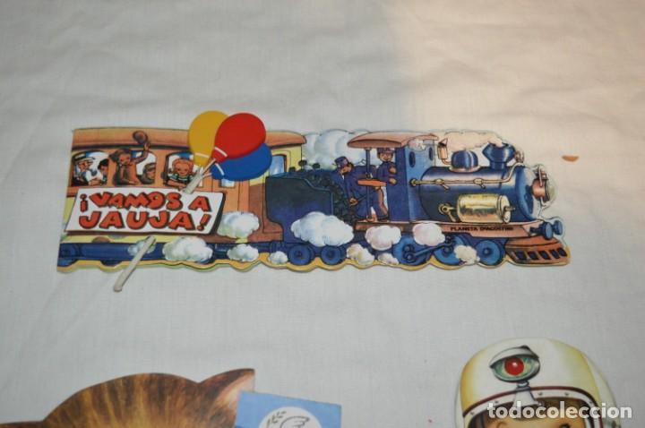 Libros de segunda mano: 5 Cuentos TROQUELADOS INOLVIDABLES de FERRÁNDIZ / Edición PLANETA DeAGOSTINI / Año 2009 / Lote 02 - Foto 2 - 248304910