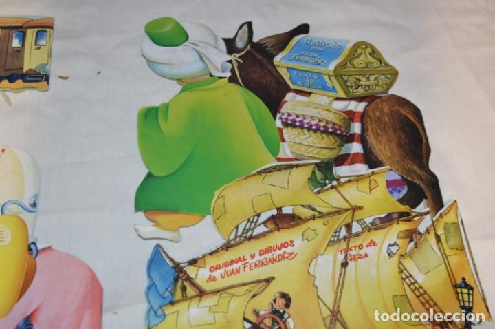 Libros de segunda mano: 5 Cuentos TROQUELADOS INOLVIDABLES de FERRÁNDIZ / Edición PLANETA DeAGOSTINI / Año 2009 / Lote 02 - Foto 14 - 248304910