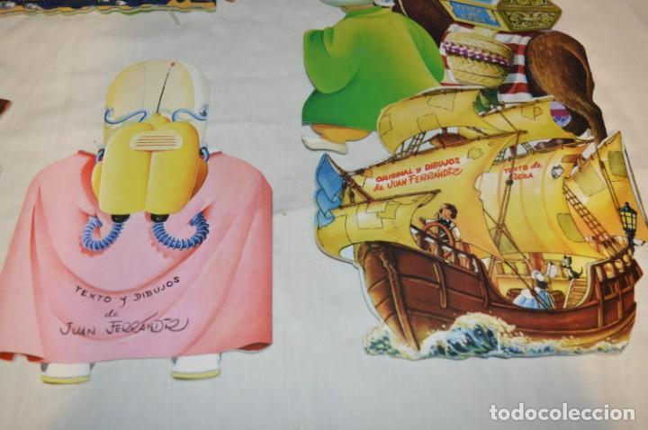 Libros de segunda mano: 5 Cuentos TROQUELADOS INOLVIDABLES de FERRÁNDIZ / Edición PLANETA DeAGOSTINI / Año 2009 / Lote 02 - Foto 15 - 248304910
