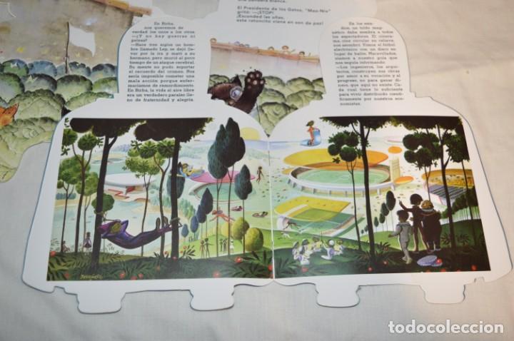 Libros de segunda mano: 5 Cuentos TROQUELADOS INOLVIDABLES de FERRÁNDIZ / Edición PLANETA DeAGOSTINI / Año 2009 / Lote 02 - Foto 20 - 248304910